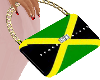 JAMAICA FLAG  PURSE