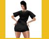 VALLHOT BLACK DRESS
