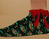 Christmas Socks 58 Bow F