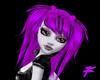 ~F~ PurpleBlk Blaze Emo