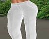 white formal pants