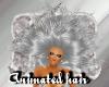 (RO) Mermaid Silver hair