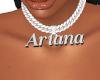 Custom Ariana Chain