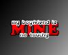 NO TOUCHY - Boyfriend