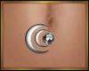 3 Moon Belly Jewelry