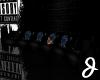 [J] 420 Sofa Blue