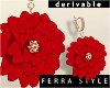 ~F~DRV Floranna Earrings