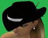**SA71**Black Cowboy Hat