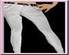 ~L~PinkBits White Jeanz