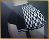 H! Chess Half Skirt