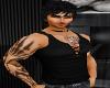 ~C~ Muscled Black Tank