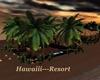 Hawaii-resort