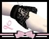 Kuro Doll ~ Lace Cuff L