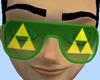 Triforce Glasses