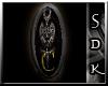 #SDK# FDark C Male Ring