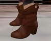 [NJ] Brown Cowgirl Boots