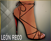 c Red Heeled Sandals