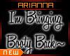 🌠 Bringing Booty Back