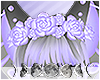 ☆ Iris Flower Crown