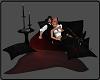 Elegant Dark Pillows