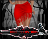 (RC) Frill Skirt Red RXL