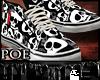 !P Oh My Skull Vans_Blac