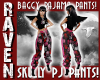 SKULLY FUN  PJ PANTS!