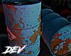 !D Oil Barrels