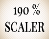 Avatar 190 % Scaler