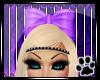 !!Bright Purple Head Bow