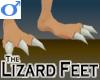 Lizard Feet -Mens v1a