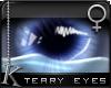 K| Teary Eyes: Purple