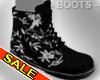 Jean Cut Designer Boots