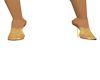 ~AnMhi~ Gold Sandals V1
