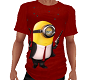 TF* Minion Tee Red