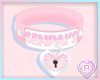 Pink Senpai Collar