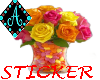 Ama{CandyFlowers sticker