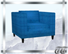 Clinical Blue Chair