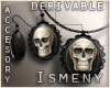 [Is] Skull Jewel Set Drv