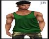 [JR] Muscle Tank Green