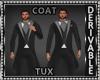 Long Tux Coat Mesh