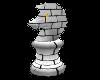 (1M) Chess Knight White