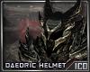 ICO Demon Helmet F
