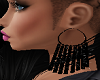 Cool Moving Earrings Blk