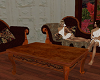 4Pc Victorian Livingroom