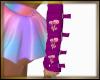 Purple Lolli Warmers