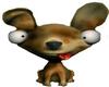{D}Funny Dog Sticker