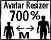 Avatar Scaler 700%