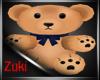Zuki teddy bear