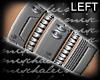 m.. Metal Bracelet Left